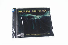 House of Wax 093624936527 SEALED CD A7663