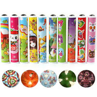 1Pc Kaleidoscope kids toys children educational science classic toys 17cm JC,a