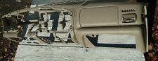 2005-07 Ford F-350 Diesel Superduty OEM Dash Panel Dashboard Lariat Parchment