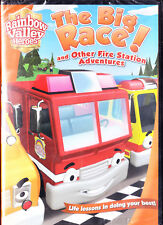 Rainbow Valley Heroes: The Big Race Fire Truck NEW DVD