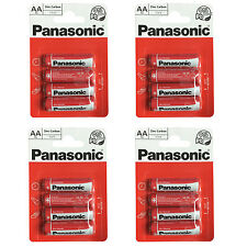 AA Batteries 12 Pack Panasonic Heavy Duty For Toy Camera Torch Remote