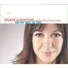 "RIGMOR GUSTAFSSON ""ON MY WAY TO YOU""  CD NEU"