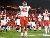 Christian Wilkins Signed Autographed Clemson Tigers 8x10 Photo Reprint