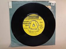 """ELECTRIC PRUNES: Long Day's Flight-King Is In The Counting House-U.K. 7"""" 1967 DJ"""