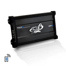 Lanzar HTG448BT Heritage Series 2000W 4-Channel Amplifier with Bluetooth Audio