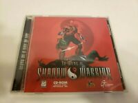 Video Game PC Shadow Warrior by 3D Realms CDROM Free Shipping