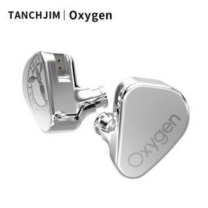 TANCHJIM Oxygen Carbon Nanotube Diaphragm HiFi Music Monitor In-Ear Earphones