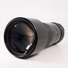 Nikon Nikkor *ED 300mm f/4.5 ED IF AI-S Lens