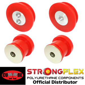 Strongflex - Poly REAR DIFF MOUNTS Bushing Kit for Lexus IS300 (Road)