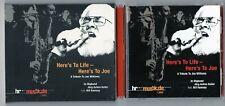 Bill Ramsey hr-Bigband CD HERE'S TO LIFE - HERE'S TO JOE ( near mint conditioN)