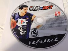 College Hoops 2K7 (Sony PlayStation 2, 2006)Disc Only Free Shipping 56-23