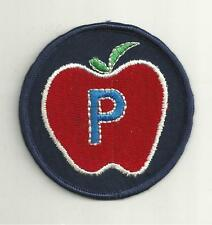NEW YORK --THE BIG APPLE--PARKING POLICE PATCH