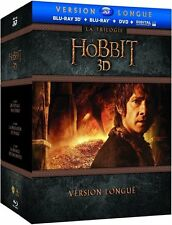 LO HOBBIT EXTENDED EDITION 3D - LA SAGA COMPLETA (21 BLU-RAY 3D + BLU-RAY + DVD)