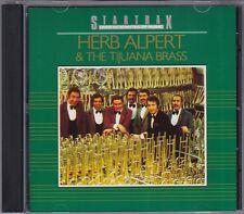 Herb Alpert & The Tijuana Brass - CD (Startrax 397128-2 Australia)