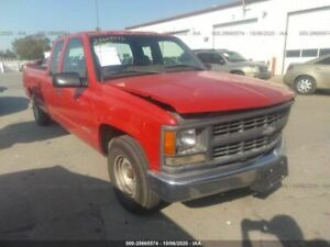 (NO SHIPPING) Trunk/Hatch/Tailgate Fits 88-00 CHEVROLET 2500 PICKUP 922157