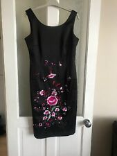 Ladies Black Dress - Warehouse 14