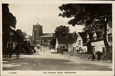 Sible Hedingham. The Church by WHS Kingsway # S 14590.