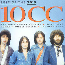 10cc / Best of the Seventies (LIKE NW CD Netherlands) Graham Gouldman   GREAT!!!
