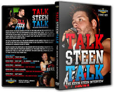 Kevin Steen Shoot Interview DVD Ring of Honor ROH, PWG Pro Wrestling Guerrilla