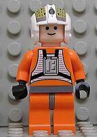 LEGO Star Wars - Rebel Pilot Y-Wing, Dutch Vander Set 7658 / sw094 NEUWARE (x2)