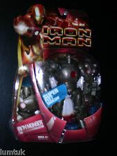 Hasbro Marvel RED Arc Reactor variant Iron Monger Iron Man Movie Figure NEW 2008