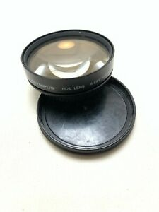 Olympus IS/L Lens A-Life-Size Macro H.Q. Converter F=13cm (P055)