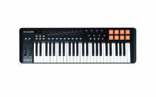 M-Audio Oxygen 49 Mk4 USB MIDI 49Key Keyboard Pad Controller + FREE Software