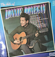"""The Hits of LONNIE DONEGAN ~ 12"""" LP (MFP50389) 1960"""