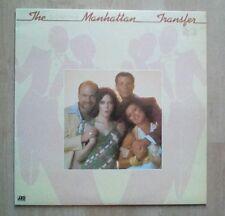MANHATTAN TRANSFER  Vinyl LP Coming Out (incl Chanson D'amour) EX+