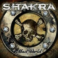 SHAKRA Mad World CD NEW & SEALED 2020
