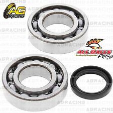 All Balls Crank Shaft Mains Bearings & Seals For Kawasaki KXF 250 2005 Motocross