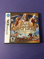 Age of Empires *Mythologies* (DS) USED