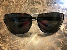 Mens Gucci Sunglasses Shades Black Made In Italy