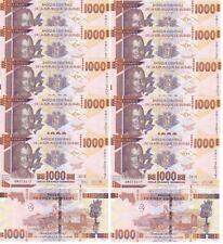 Guinea - 10 pcs x 1000 Francs 2015 UNC Lemberg-Zp
