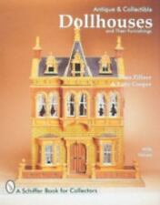 Antique and Collectible Dollhouses and Their Furnishings (Schiffer Boo-ExLibrary