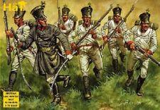 HAT       1:72  Napoleonic Austrian Line Infantry (48)  HAT8027