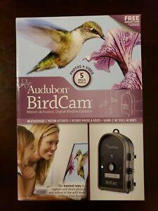 Audobon BirdCam MODEL WSCA03-00105 Brand New!