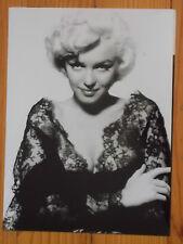"""Ancienne Photo d' Art , """" Marilyn Monroe"""", Tirage Argentique , Vintage"""