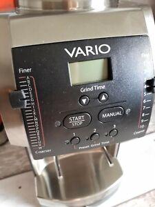 MAHLKÖNIG VARIO Kaffeemühle (W867341)