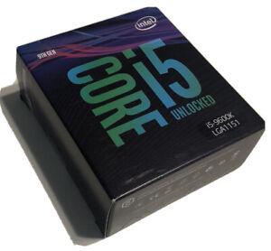 Intel Core i5-9600K Coffee Lake - 3.70 GHz Hexa-Core (BX80684I59600K) Processor