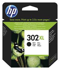 HP 302XL Tintenpatrone - Schwarz (F6U68AE)