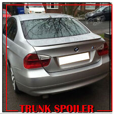 --06-11 Painted BMW 3-Series E90 M3 Rear Trunk Lip Spoiler #354 Silver