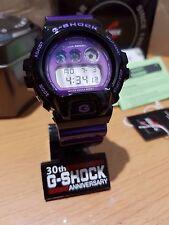 Vintage G-Shock DW-6900 DGK Custom Metallic Purple Black Mirror Face HipHop Ltd.