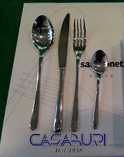 Sambonet Taste Servizio Posate 48 Pz Acciaio Inox in Conf. Originale - 1a Scelta
