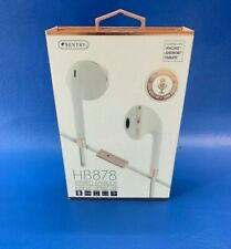Sentry Stereo Earbuds hb878 Pink/White