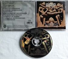Dead Youth - Writhing CD ORG 1993 GRIND CORE morbid saint baphomet broken hope