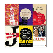 The Man Booker Prize Shortlist 2014 Collection Gift Set Pack, The Lives of Other