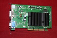Nvidia GeForce 6200 512MB DDR2. AGP Graphics Card. (GF6200 DDR2 512M AGP)