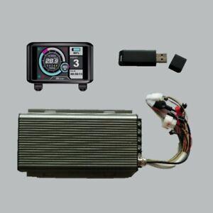 Duty Ebike 48-72V 150A 3000-5000W Sine Wave Sabvoton Controller Bluetooth + LCD