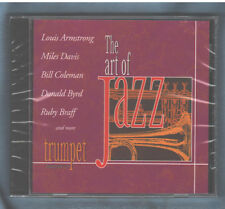 Art Of Jazz: Trumpet Masters CD NEW Louis Armstrong Miles Davis Donald Byrd